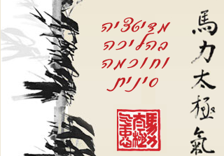 מדיטציה בהליכה, הליכת הטאי צ'י וסגולותיה, מאת מארק ויסמן