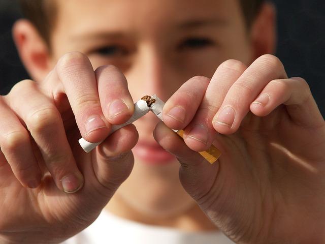 אברהמסון גמילה מעישון