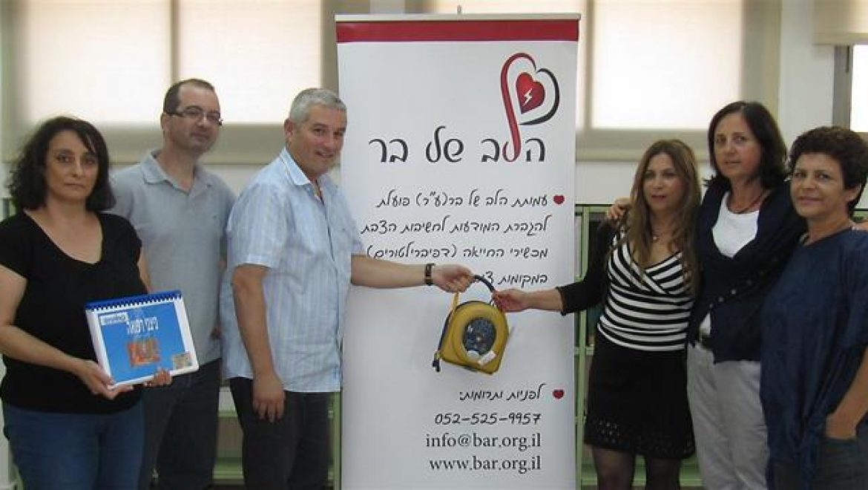 בר יכלה להינצל, כך גם עוד 8,000 ישראלים בכל שנה